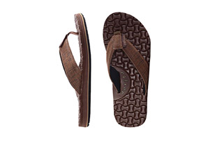 Cobian Leather Cloud 9 Flip-Flops - Mens