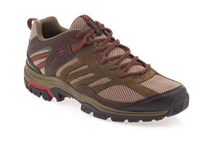 Columbia Shasta Ridge Shoes - Mens
