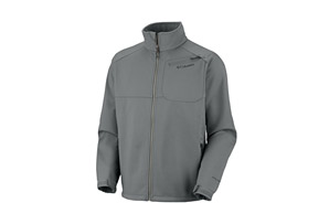 Columbia Ascender II Softshell Top - Mens
