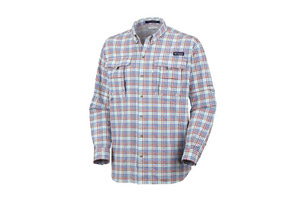 Columbia Super Bahama LS Shirt - Mens