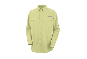 Columbia Blood and Guts Lightweight LS Shirt - Mens