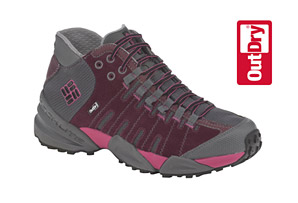 Master of Faster Mid OutDry LTR Boot - Wms
