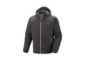Columbia Grade Max Hooded Jacket - Mens
