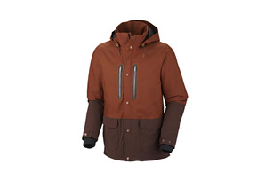 Columbia Hemlock Road Jacket - Mens