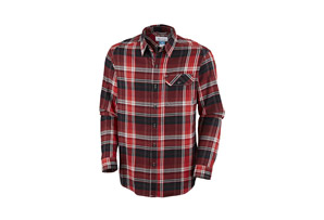 Columbia Flare Gun Flannel LS Shirt - Mens