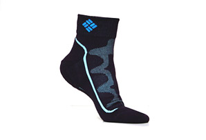 Columbia  Quarter Hiker II Sock - Womens