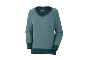 Columbia Heather Honey Pullover - Womens