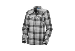 Columbia Saturday Trail L/S Shirt - Womens