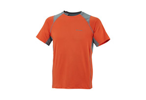 Columbia Solar Polar Short Sleeve Crew - Mens