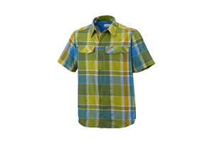 Columbia Silver Ridge Multi Plaid Shirt - Mens