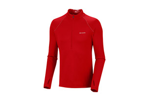 Columbia Extreme Fleece LS 1/2 Zip - Mens