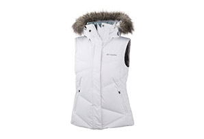 Columbia Lay 'D' Down Vest - Womens