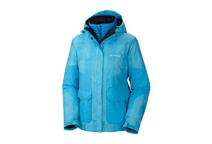 Columbia Parallel Peak Interchange Jacket - Womens