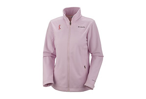 Columbia Tested Tough in Pink Softshell - Womens