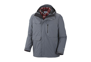 Columbia Back to Hells Mountain Interchange Jacket - Mens