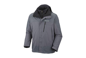 Columbia Lhotse Mountain II Interchange Jacket - Mens
