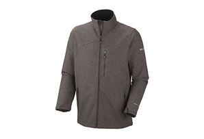 Columbia Treasure Mountain II Softshell Jacket - Mens