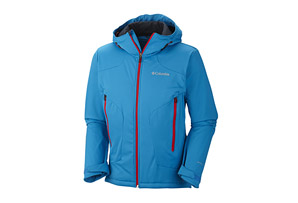 Columbia Zonafied Softshell Jacket - Mens