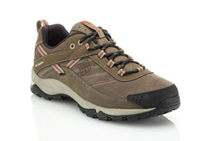 Columbia Dome Master Enduro Leather Shoes - Mens