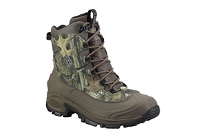 Columbia Bugaboot Camo Boot (Wide) - Mens