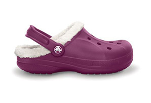 Crocs Feat Lined Clogs - Women's
