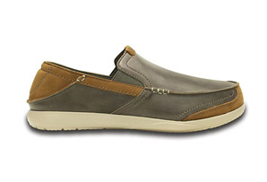 Crocs Walu Express Leather Loafer - Men's