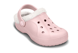 Crocs Feat Lined Clogs - Kid's