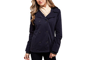 Carve Designs Summit Peacoat - Wms