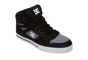 DC Spartan Hi WC TX Shoes - Mens
