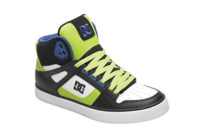 DC Spartan Hi WC Shoes - Mens