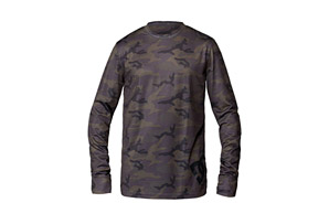 DC Agate First Layer Long Sleeve Tee - Mens