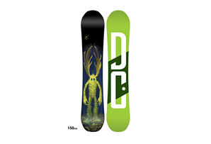 DC Ply Snowboard 2014