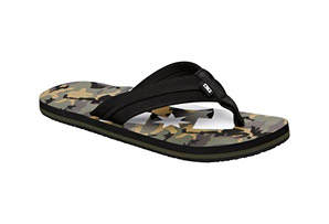 DC Central Graffik Sandal - Mens