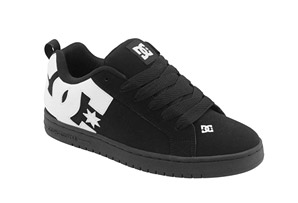 DC Court Graffik Shoe - Mens