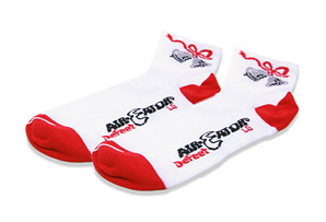 DeFeet Aireator Silver Bells Socks
