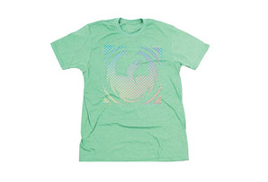 Dragon OP Dots Slim Tee- Mens