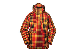 Eira Sign Jacket - Mens
