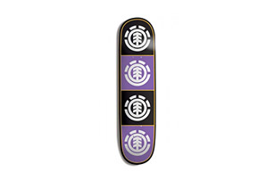Element Quadrant Purple Deck 8