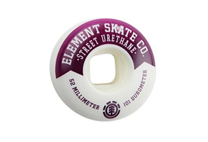 Element Street Peak Wheels 52mm