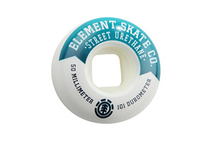 Element Street Peak Wheels 50mm