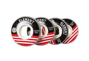 Element Varsity Wheels 52mm