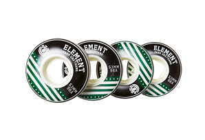 Element Varsity Wheels 53mm
