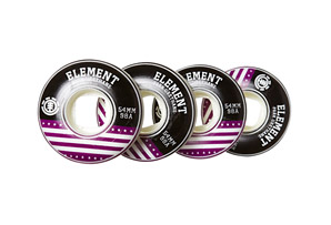 Element Varsity Wheels 54mm