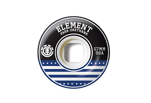 Element Varsity Wheels 57mm