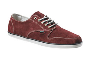Element Bowery Leather Shoe - Mens