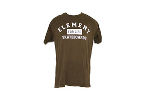 Element For Life SS Tee - Mens