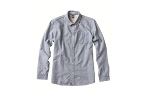 Element Ron L/S Woven Shirt - Mens
