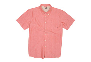Element Ron S/S Woven Shirt - Mens