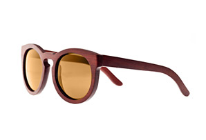 Earth Wood Manhattan Sunglasses