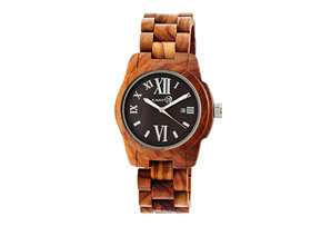 Earth Wood Heartwood Watch